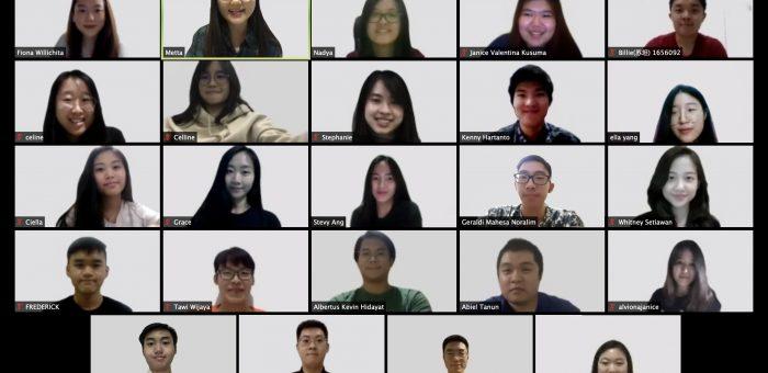 Kepengurusan PERMIT Shanghai 2020-2021