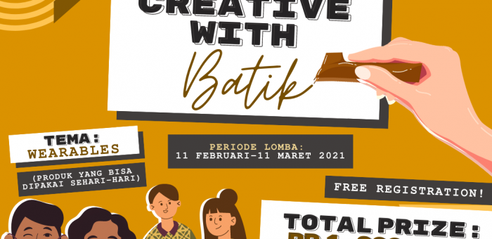 Get Creative with Batik